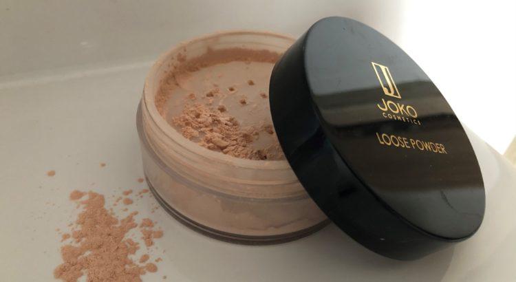 Kosmetyki - puder mineralny